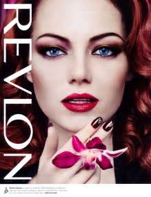new colors for 2017 ad emma stone revlon ads 2017