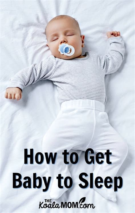 How To Get Baby To Sleep Tips That Worked For Me The Tips On How To Get Baby To Sleep In Crib