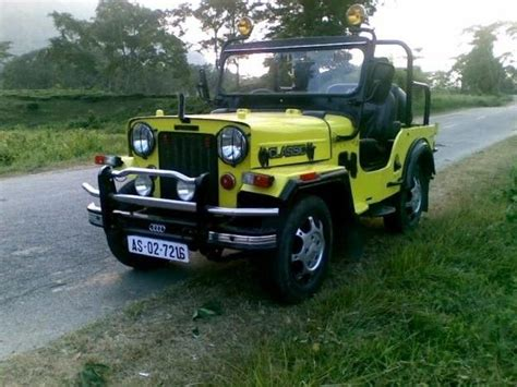Classic Jeep For Sale Mahindra 1995 Model Classic Jeep For Sale From Coonoor