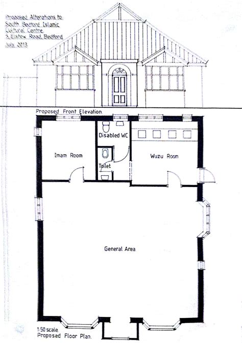 masjid design plan south bedford islamic cultural centre masjid about us