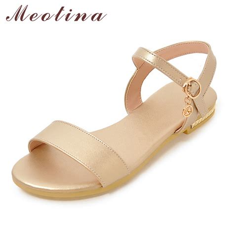 sandals store aliexpress buy meotina shoes 2017 summer