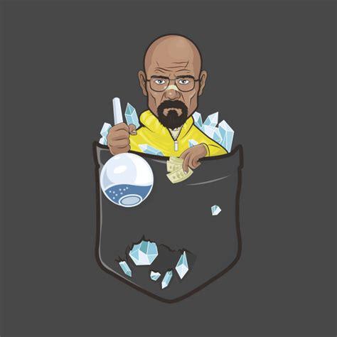 meth pocket breaking bad t shirt teepublic