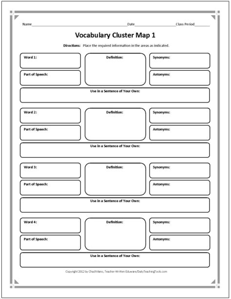 biography web graphic organizer fun math activities for high school pdf vocabulary