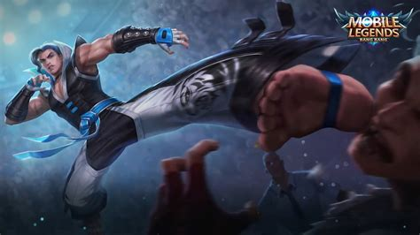build item ml assassin hero chou mobile legends
