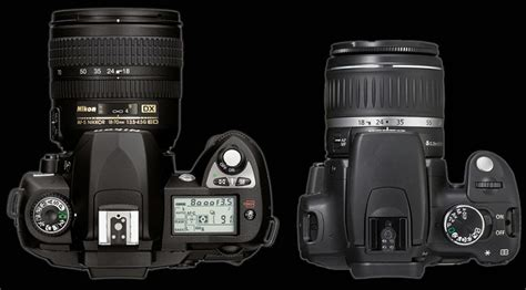 canon d70 nikon d70 compared to canon digital rebel xt digital slr