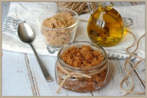 Scrub Untuk Wajah cara membuat scrub gula minyak zaitun dan manfaatnya untuk