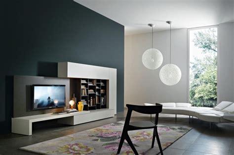 wohnzimmerwand design wohnzimmer len 66 ausgefallene ideen f 252 r die
