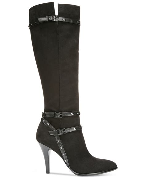 carlos by carlos santana authority boots in black lyst