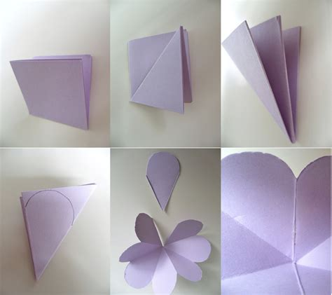 how to make pop up flower cards pop up s day card