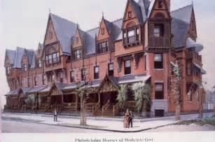 philly bricks philadelphia houses of moderate cost