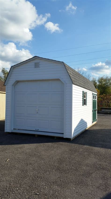 Overhead Doors For Sheds Storage Sheds Rochester Ny And Western New York