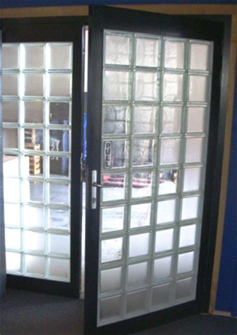 Glass Block Doors Doors