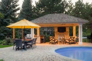 cabanas and pool houses darsan sheds oakville shademaster landscaping