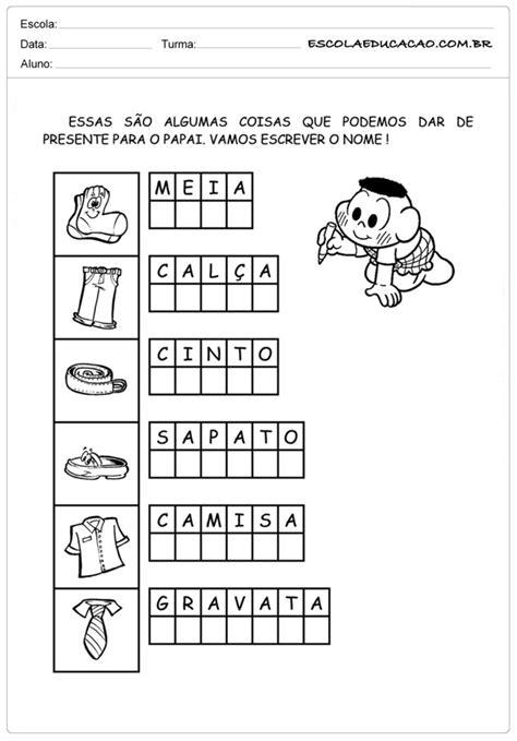 coisa de crian 231 a dia dos pais porta retratos em eva atividades para o dia dos pais educa 231 227 o infantil para imprimir