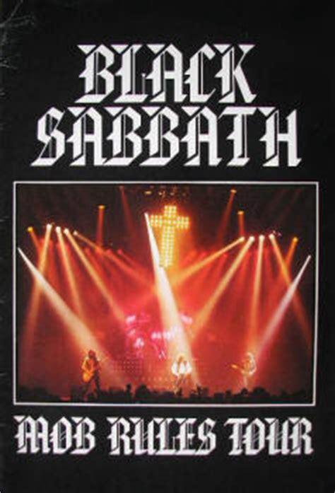 black sabbath the mob mob black sabbath