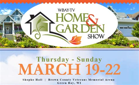 Home And Garden Show Hours by Wbay Home And Garden Show 2015 Hours