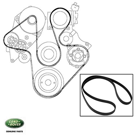 service manual 2006 land rover discovery fan belt repair land rover discovery 1 defender