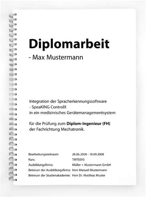 Muster Diplomarbeit Schweiz Saphiresolution Precios