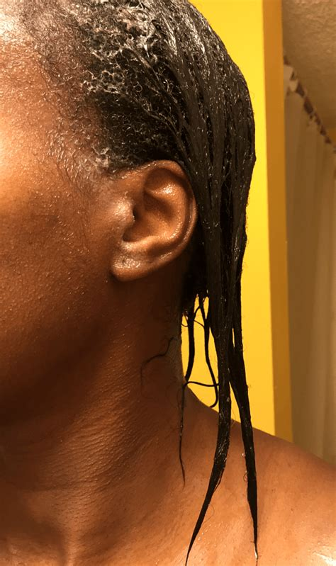 washing natural hair in sections transitioning 4c hair 13 weeks no relaxer up do