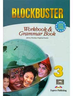 libro the great grammar book blockbuster 3 workbook and grammar book express 9781845587550