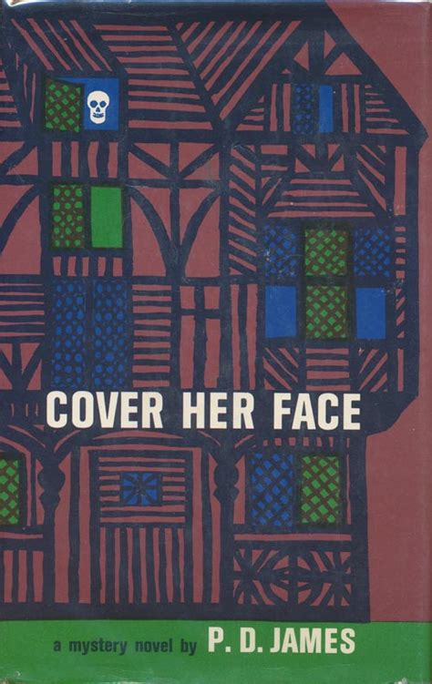 cover her face inspector b002ri90gi cover her face p d james first edition