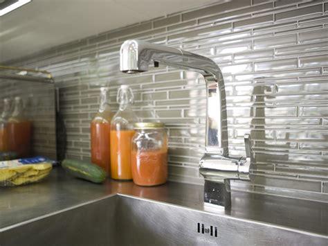 contemporary backsplash do it yourself diy kitchen backsplash ideas hgtv