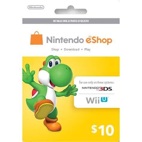 Nintendo Store Gift Card - nintendo eshop card 35