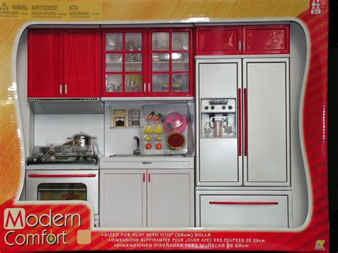 Royalty Girl Modern Comfort Kitchen
