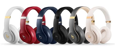 beats color beats studio3 wireless top beats headphone gets updated