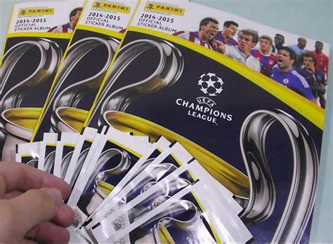Xxxholic 7 Cl V 7 panini uefa chions league 2015 2014 15 sticker album