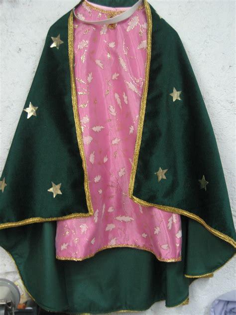 imagenes de vestidos de virgen maria hermoso vestido disfraz virgen de guadalupe traje tunica