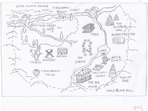 c half blood coloring pages c half blood map by theamazingelizabeth on deviantart