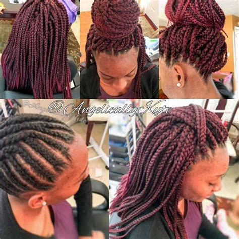 african american hairstyles crochet pictures of short individual braids hairstylegalleries com