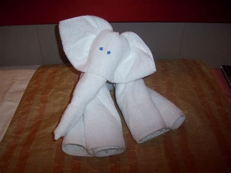 Origami Towel Animals - 17 best images about towel animals and napkin folding on