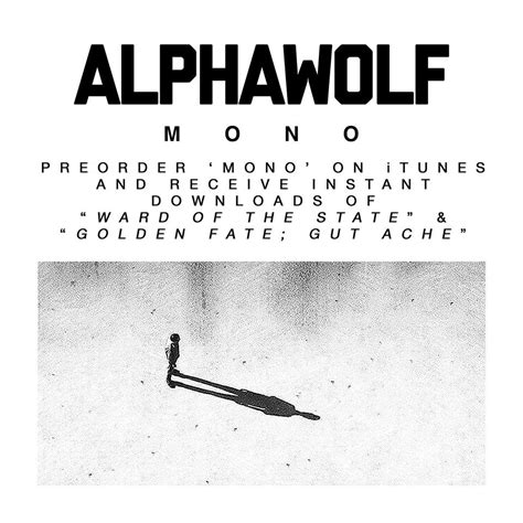 Mono A Place Lyrics Alpha Wolf Mono Album Review Amnplify