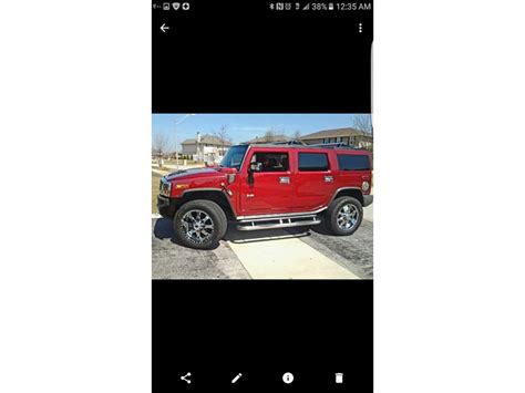 hummer h2 for sale by owner used 2004 hummer h2 for sale by owner in tinley park il 60477