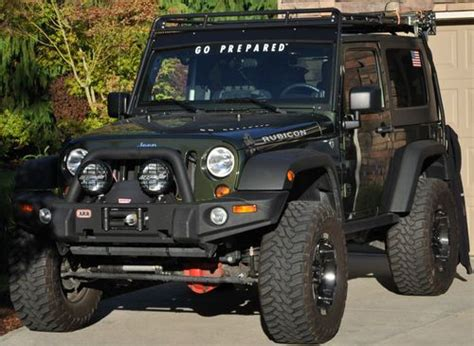 Used Jeep Wrangler Rubicon 2 Door Find Used 2008 Jeep Wrangler Rubicon Sport Utility 2 Door