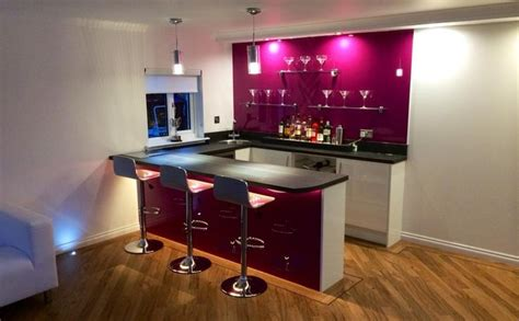 home bar design uk a little bit of luxury a home bar designed supplied