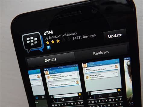 wallpaper chat bbm blackberry messenger gets updated for bbm protected plus