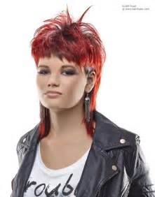 mullet hairstyles for women s mullet hairstyles immodell net