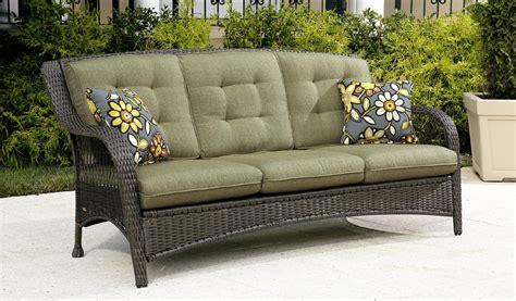 la  boy outdoor brynn  seat sofa limited availability