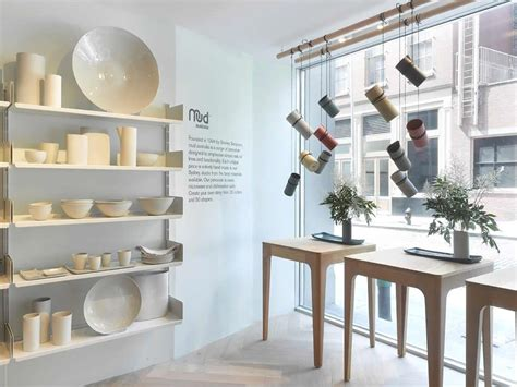 best home design stores new york retail interior design of mud australia store new york
