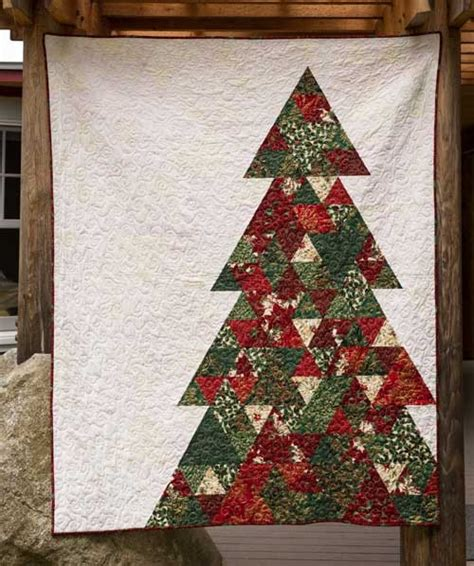 christmas tree quilt kit keepsake quilting