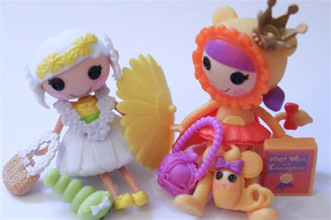 Mini Lalaloopsy Doll B Brave lalaloopsy minis 2 magic