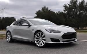 Tesla In Tesla Model S Fifth Gear