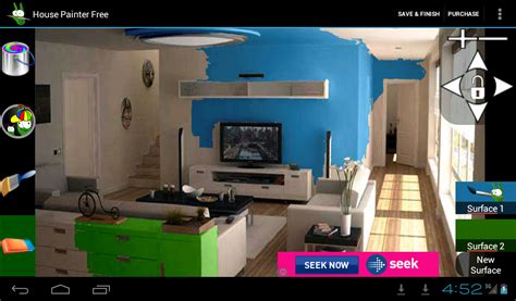 painting house free house painter free demo android apps on play