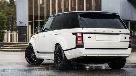 Three New Range Rover Tunes from Project Kahn   carscoops.com