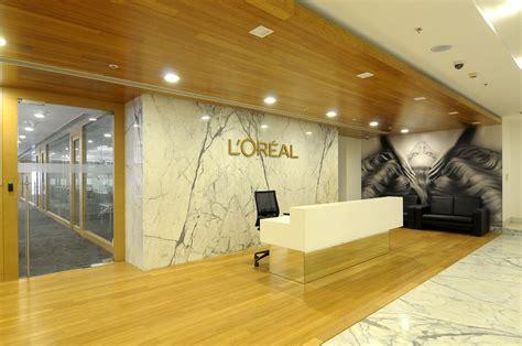 loreal india mumbai office  interior design