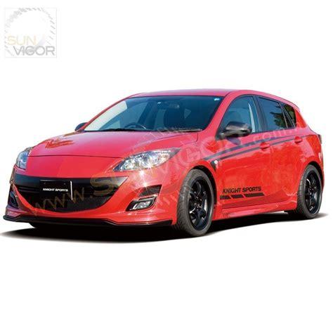 Comfort Spec by Sun Vigor 08 13 Mazda3 Bl Knightsports Adjustable Coilover Suspension Kit Comfort