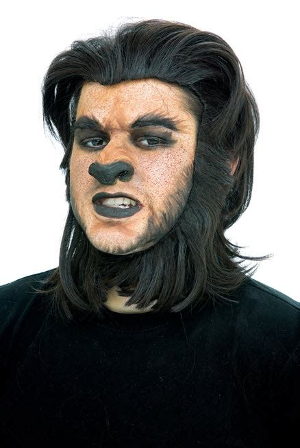 werewolf hair tutorial 27 best images about halloween costumes on pinterest cat